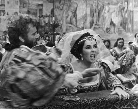 Elizabeth Taylor Taming of the Shrew
