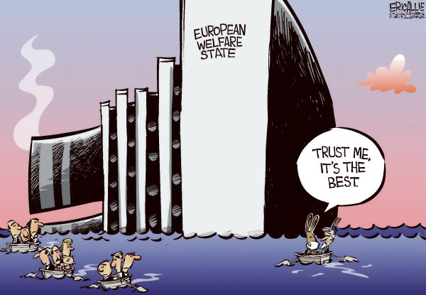 The Welfare State A Sinking Ship The Western Tradition